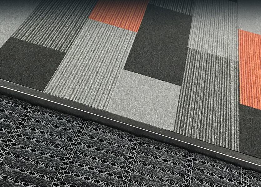 Multiple design options - We've been providing Carpet tiling for businesses since 1993