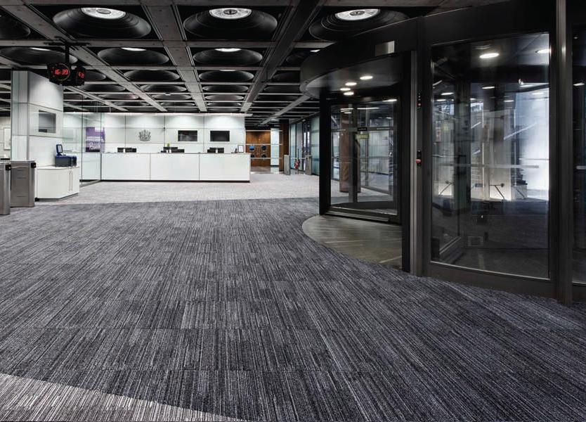 Reduce Maintenance - We've been providing Barrier & Entrance Matting for businesses since 1993
